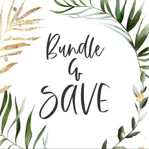 10% off bundles of 2! Bundle & save!